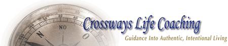 Crossways Life Coaching Logo